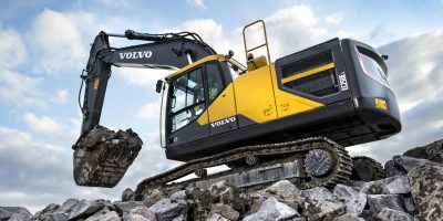 Volvo machine smt