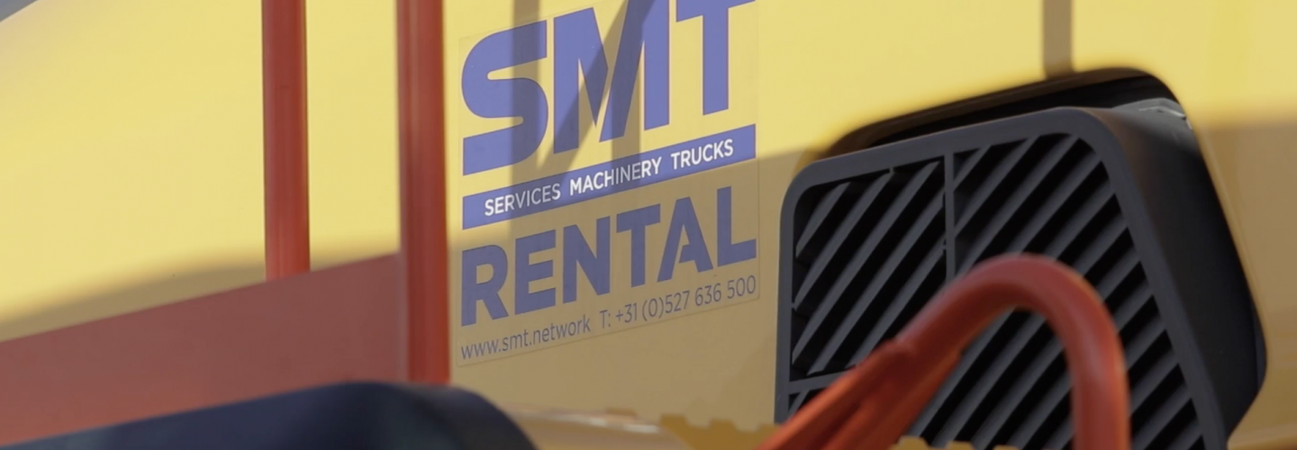 smt rental machine close up