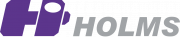 holms logga genomskinlig PNG