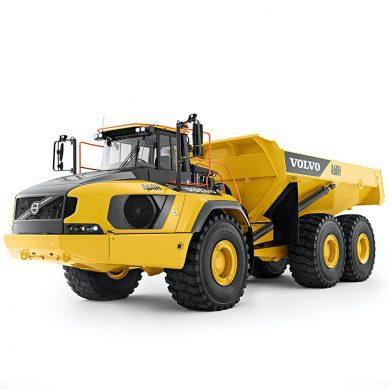 volvo find articulated hauler a60h t2 10001000