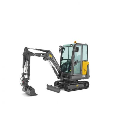 volvo find compact excavator ec20d t4f walkaround 10001000