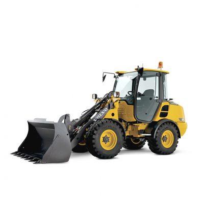 volvo find compact wheel loader l20f t3 walkaround 10001000