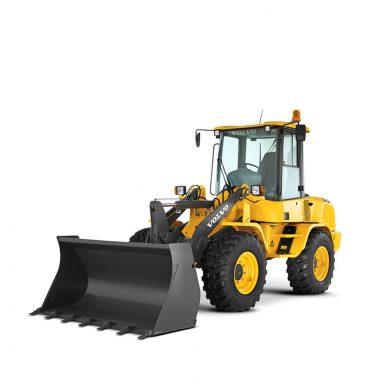 volvo find compact wheel loader l30g t4i walkaround 10001000