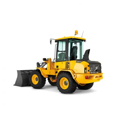 volvo find compact wheel loader l35g t4i walkaround 10001000
