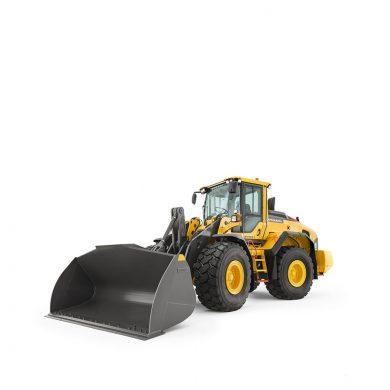volvo find wheel loader l110h t4f walkaround 10001000