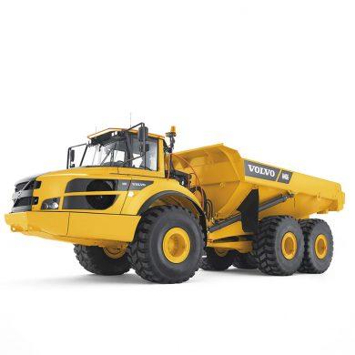 volvo find articulated hauler a40g t4f walkaround 10001000