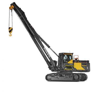 volvo find pipelayer pl4809e t4f 10001000