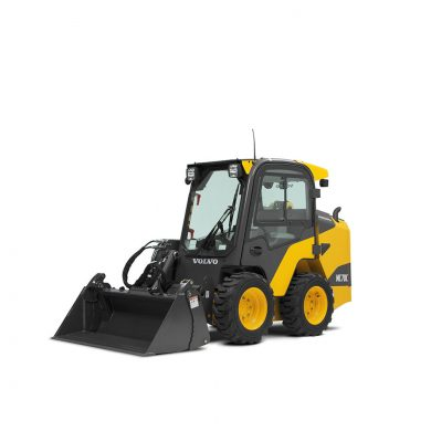 volvo find wheeled skid steer loader mc70c t4f walkaround 10001000