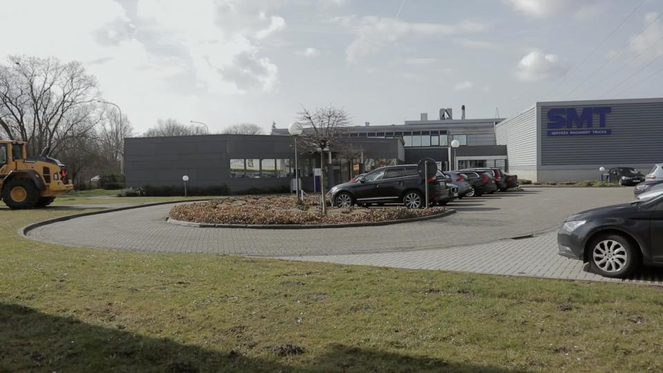 Hoofdkantoor SMT België
