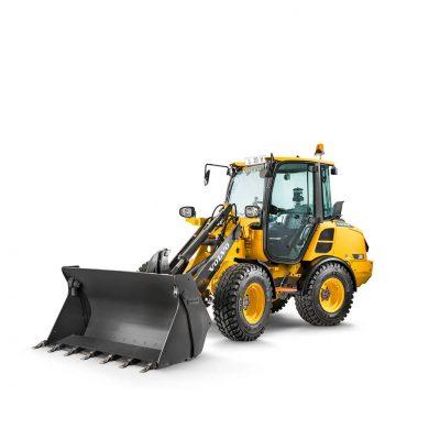 volvo find compact wheel loader l20h t4f 10001000