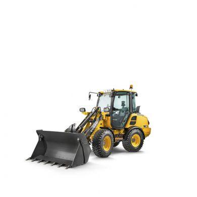 volvo find compact wheel loader l25h t4f 10001000