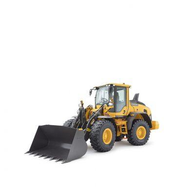 volvo find wheel loader l60h t4f 10001000