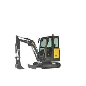 volvo find compact excavator ec20e 10001000