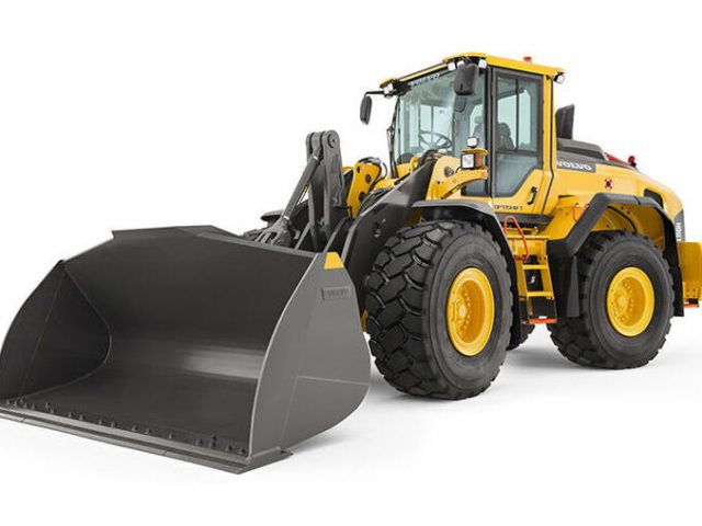VOLVO L110H WHEEL LOADER