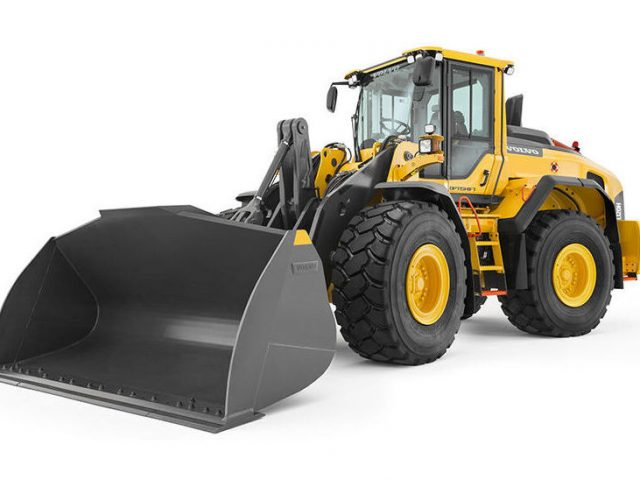 VOLVO L120H WHEEL LOADER