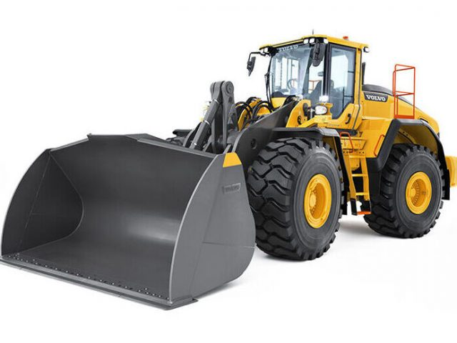 VOLVO L150G WHEEL LOADER