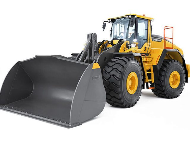 VOLVO L220H WHEEL LOADER