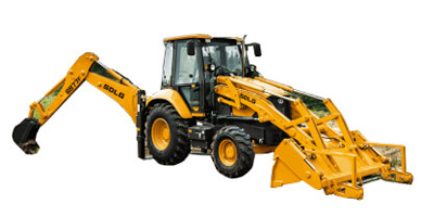 Backhoe loaders Retrochargeuses SDLG SMT Africa
