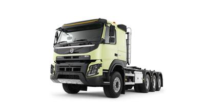 FMX Volvo Trucks SMT Africa