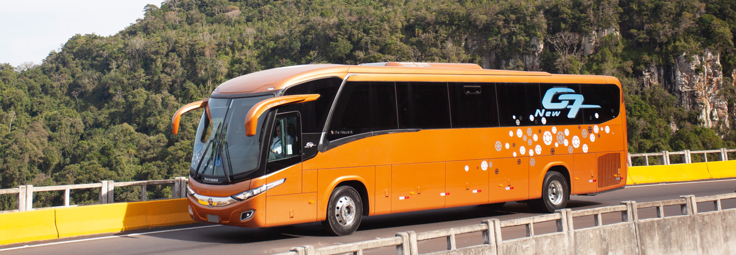 Marcopolo Bus G7 SMT Africa
