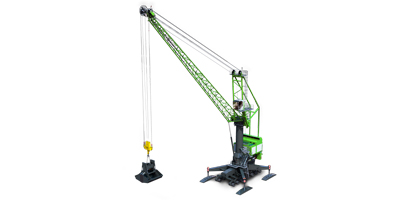 Port Mobile Crane Sennebogen 9300E SMT Africa