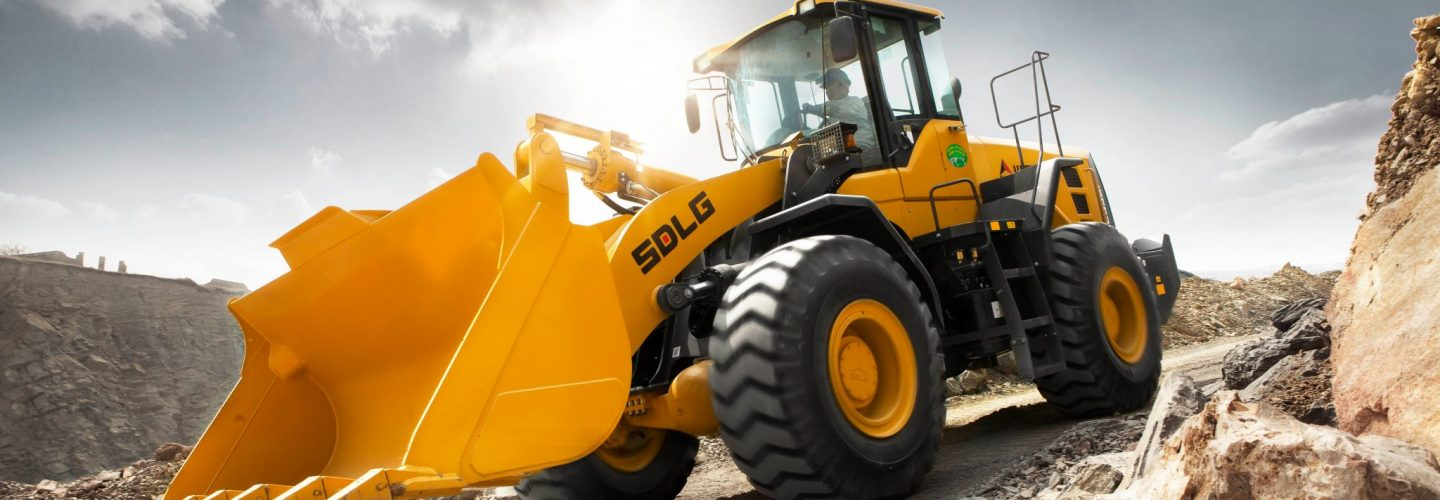 SDLG SMT Africa Wheel loader chargeuse