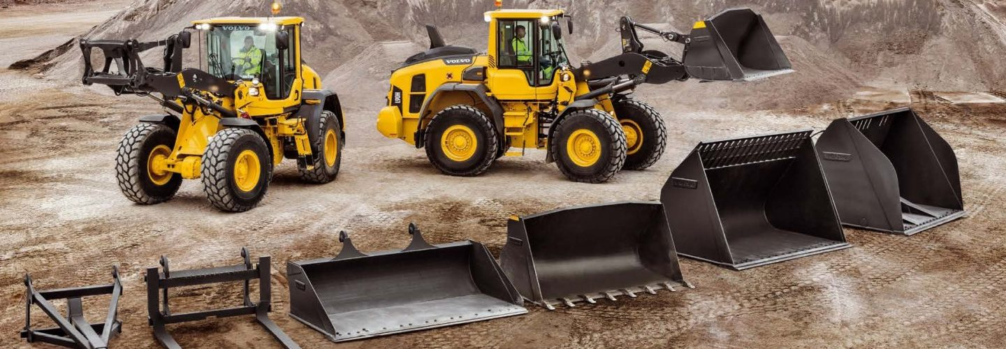 SMT Africa Attachment Volvo Contruction Equipment VCE
