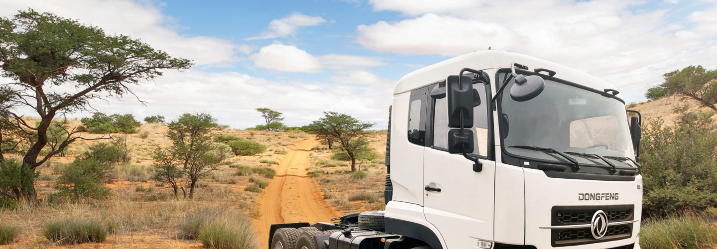 SMT Africa Dongfeng Trucks Camions