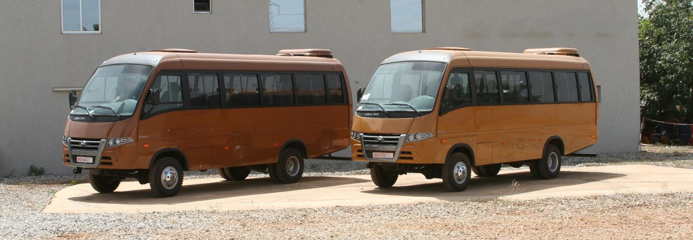 Volare bus SMT Africa