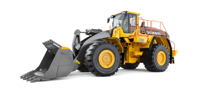 Wheel Loaders niveleuse Volvo Contruction Equipment VCE SMT Africa