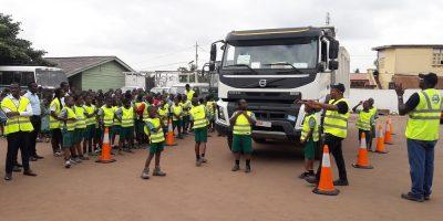 VTC Volvo Trucks FMX SMT Africa Camion