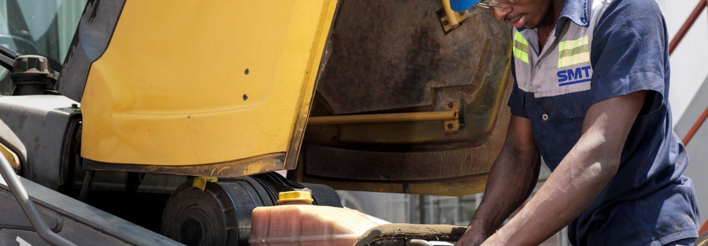 SMT Africa Report damage Equipment repair maintenance reparation