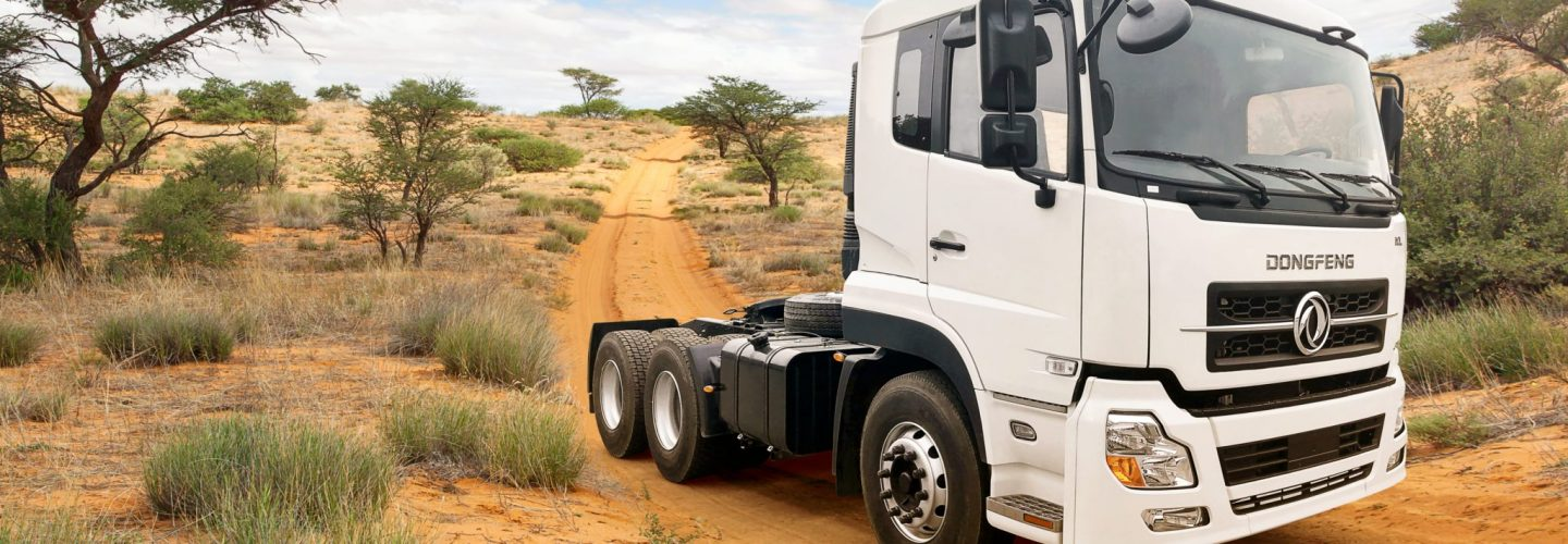 Dongfeng Trucks SMT Africa Camion KL