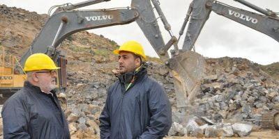 SMT-Algerie-Volvo Contruction Equipment VCE client service Pelle hydraulique Excavator