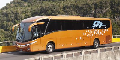 Marcopolo Bus G7 Coach SMT Africa