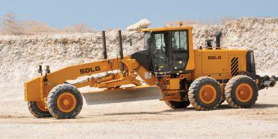 SDLG SMT Africa Niveleuse Grader G9220