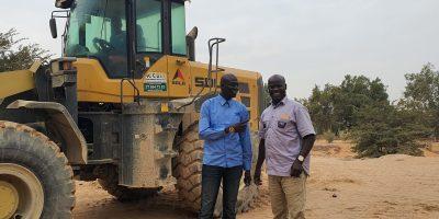 SMT Senegal | Client testimonial: CCBIT SMT Senegal | SDLG L956F Loader chargeuse SDLG machines
