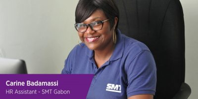 Not just for Boys Carine Badamassi - SMT Gabon