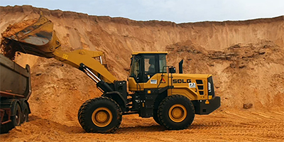 SDLG LG956F Wheel Loader chargeuse