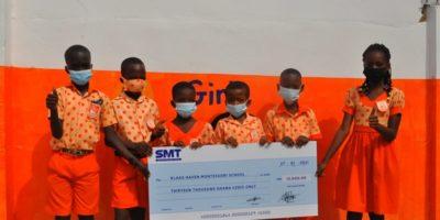 SMT Ghana - étudiants boursiers
