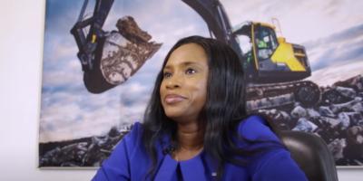 Hilda Peasah Manager Marketing SMT Ghana