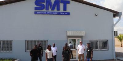 SMT Cameroun à Yaoundé