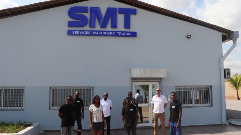 SMT Cameroon in Yaoundé