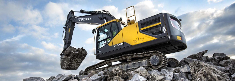 Volvo machine smt