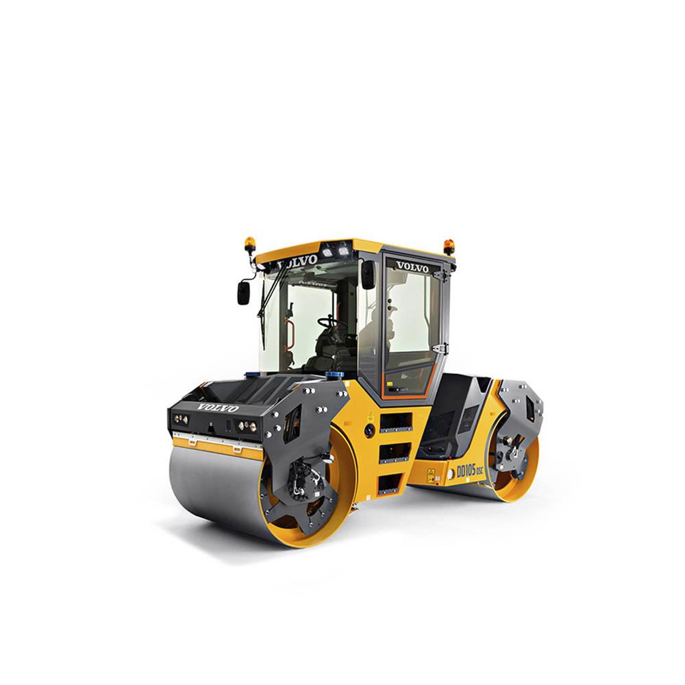volvo find asphalt compactor dd105 osc t4f 10001000