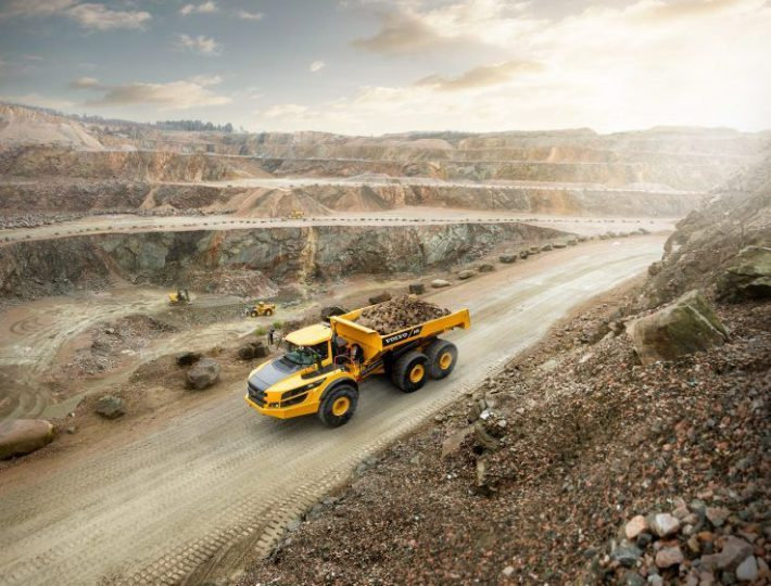 Volvo Construction Equipment - dumpers