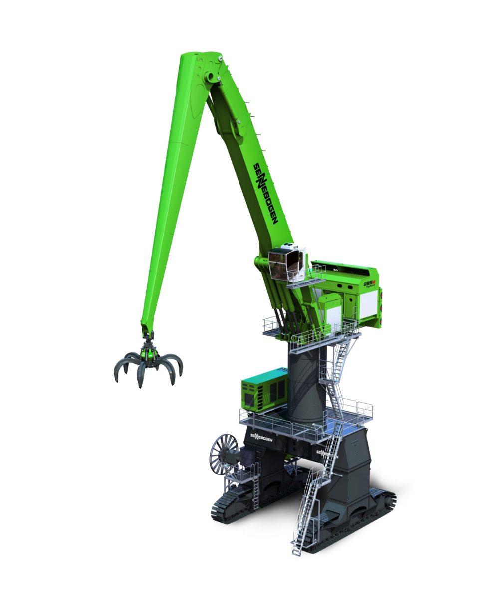 Sennebogen 895E Material Handler