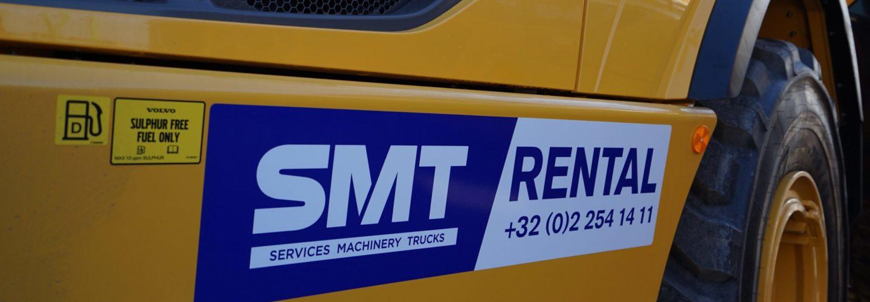 SMT Rental Belux