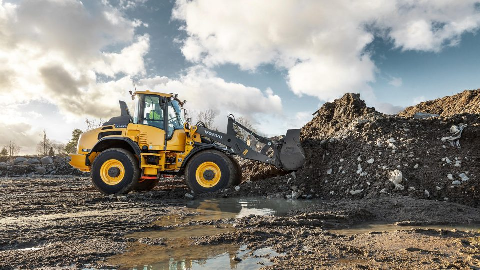 Volvo Construction Equipment - wielladers