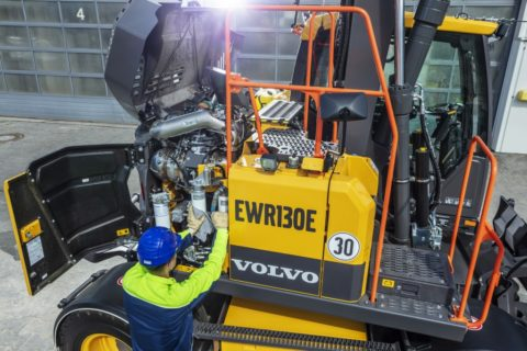 EXW EWR130E StageV 1 40110 H